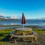 sehr schöner Ausblick auf den Ofotfjorden