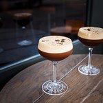 Deluxe espresso martini
