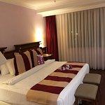 Crowne Plaza Minsk Hotel Foto