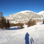Domaine skiable...