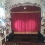 Palco del teatro Sociale di Rovigo