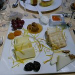 Now that is a cheeseboard Mozart style