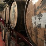 Aging wine and whiskey.