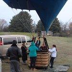 Valley Ballooning Foto