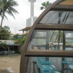 Cable Car to Pattaya Park tower