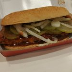 McRib is Seasonal - Get it While you Can