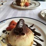 Hazelnut dessert