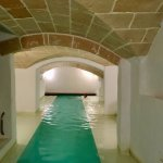 Spa- aguas termales