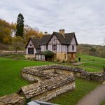 Mock Tudor Building - used as Museum