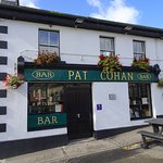 """Pat Cohan's is across the street, site of one of the scenes from """"The Quiet Man."""""""