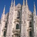 Duomo Cathedral is the main landmark of the city