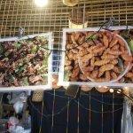 Photo de Night market