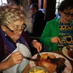 94 yr old mum loves it here. A good walkers pub