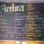 List of Beers on Draft