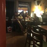 Traditional Irish folk band at PF McCarthy's