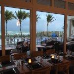 STUNNING dining views!