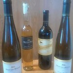 My selection from David Hill Winery