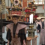 Takayama Festival Floats Exhibition Hall Foto