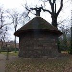 Potsdam, Die Borkenküche im neuen Garten