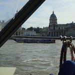 Greenwich Pier.