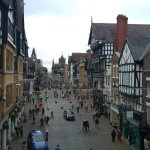 Walls of Chester Foto