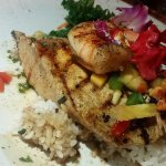 Hubby loved the Ono Special from the texture to the multitude of flavors!