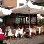 Grande Muralha exterior dining area