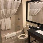 Bathroom in 1 Queen Bed Room