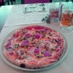 Gute Pizza Meeresfrüchte