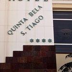 Quinta Bela front facade