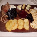 cheese plate at Monarch