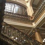 more staircase