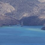 Photo of Santorini Volcano