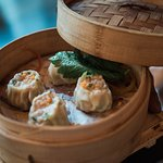 Dim Sum lunch at Shangs Palace