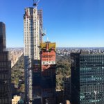 View from the 63rd floor during the day