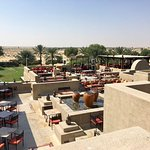View from Al Sarab Rooftop Lounge (Day time)
