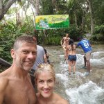 Photo de Dunn's River Falls and Park