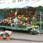 Nice Flower Stand