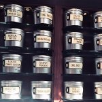 So many teas to choose from!