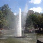 Washington Square Park Foto