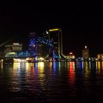view of jacksonville from your table