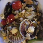 seafood casserole
