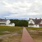 Cape Hatteras light keepers houses