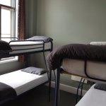 4 person mixed dorm room $32