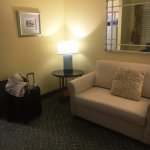 Living room to 1 BR