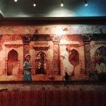 Mural / Salón India