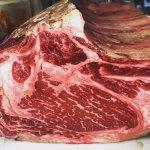 Delmonico wet-aged steak