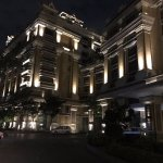ITC Grand Chola from outside