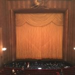 View from the Dress Circle