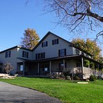 Photo de Country Log House Farm Bed and Breakfast